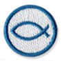ichthus patch