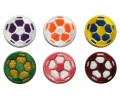 60 Other Soccer Value Pack (10 Purple, Orange, Gold/Blue, Green/Yellow, Pink & Maroon)